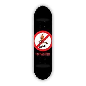 デッキToy Machine Skateboards No Scooter Skateboard Deck - 8
