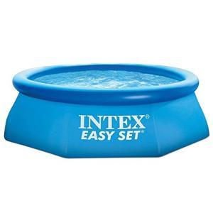 プールIntex Swimming Pool- Easy Set, 8ft.x30in.|planetdream