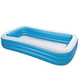 プールIntex Swim Center Family Inflatable Pool, 120