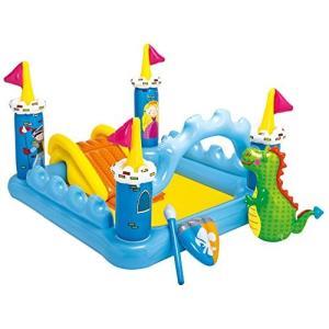 プールIntex Fantasy Castle Inflatable Play Center, 73