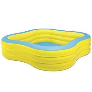 プールIntex Swim Center Family Inflatable Pool, 90