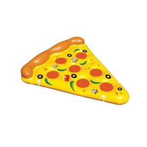 フロートSwimline Inflatable Pizza Slice Pool Float|planetdream