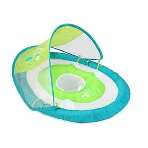 フロートSwimWays Baby Spring Float Sun Canopy|planetdream