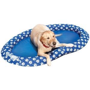 フロートSwimWays Spring Float Paddle Paws Dog Pool Float - Large (65 lbs and Up)|planetdream