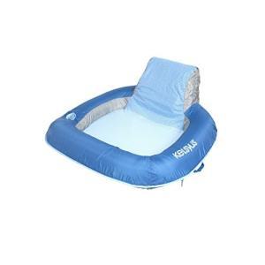 フロートKelsyus Floating Chair Inflatable Float for Pool, Beach, and Lake|planetdream