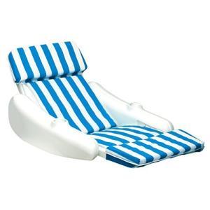 フロートSwimline Sunchaser Padded Floating Lounger|planetdream