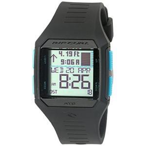 当店1年保証 リップカールRip Curl Women's 'Maui Mini Tide' Quartz Plastic and Polyurethane Sport Watch, Color:Black (M|planetdream