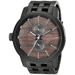当店1年保証 リップカールRip Curl Men's A2785 Analog Display Black Watch|planetdream