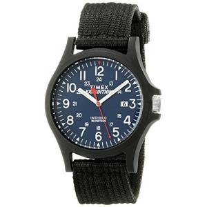 当店1年保証 タイメックスTimex Men's TW4999900 Expedition Acadia Blue/Black Nylon Strap Watch planetdream