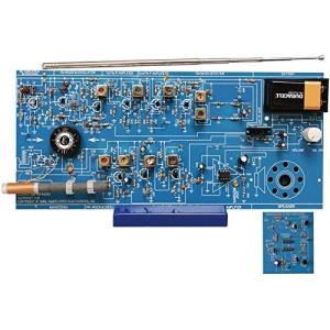 エレンコElenco  AM/FM Radio Kit |Switch Between ICs & Transistors | Lead Free Solder | Great STEM Project | Superheterodyne De|planetdream