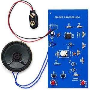 エレンコElenco  Practical Soldering Project Kit|planetdream