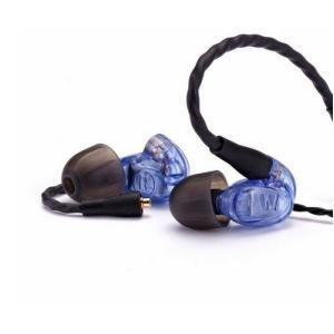 イヤホンWestone - Old Model - UM Pro10 High Performance Single Driver Noise-Isolating In-Ear Monitors - Blue - Discontinued by|planetdream