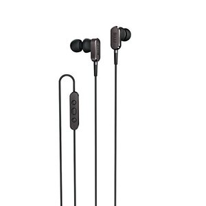 イヤホンKEF M100 Hi-Fi in-Ear Headphones - Titanium Grey|planetdream