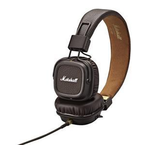 イヤホンMarshall Major II On-Ear Headphones, Brown (4091112)|planetdream