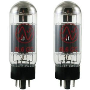 真空管JJ Electronics Amplifier Tube (T-6L6GC-JJ-MP) planetdream