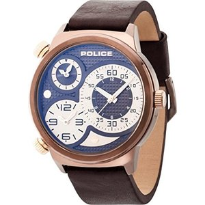 当店1年保証 ポリスPOLICE WATCHES ELAPID Men's watches R1451258002|planetdream