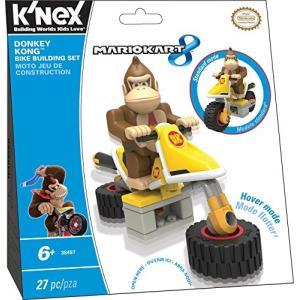 ケネックスK'NEX Mario Kart 8 - Donkey Kong Bike Building Set|planetdream