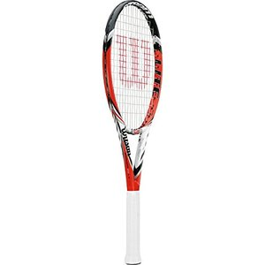 テニスWILSON Steam 99LS Adult Tennis Racquet (4-3/8)|planetdream