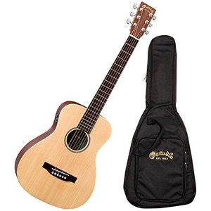 マーティンMartin LX1E Little Martin Solid Sitka Spruce/Mahogany HPL Acoustic/Electric w/Gig Bag|planetdream