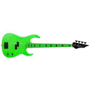 ディーンDean Custom Zone Bass, Nuclear Greenの商品画像|ナビ
