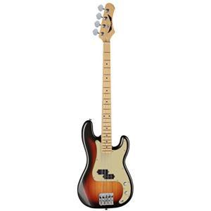 ディーンDean PARAMOUNT M TSB Paramount Maple FB Bass Guitar, 3 Tone Sunburstの商品画像 ナビ