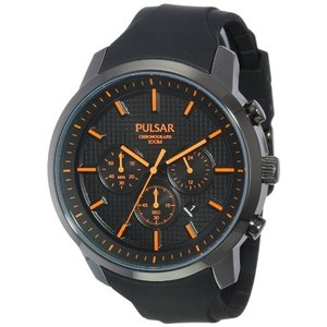 当店1年保証 パルサーSeiko Men's PT3207 Pulsar Chronograph Watch|planetdream