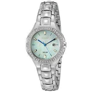 当店1年保証 セイコーSeiko Women's 'Sport Watches' Quartz Stainless Steel Dress Watch (Model: SUT281)|planetdream