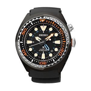 当店1年保証 セイコーWatch Seiko Prospex SUN023 Kinetic GMT Divers Man planetdream
