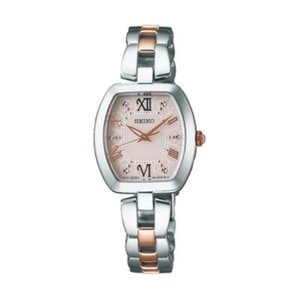 当店1年保証 セイコーSEIKO TISSE watch solar radio SWFH037 Ladies|planetdream