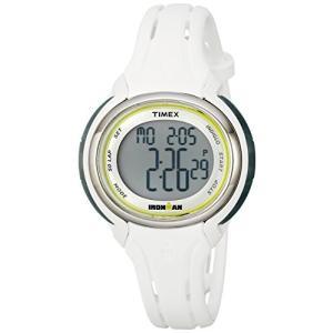 当店1年保証 タイメックスTimex Women's TW5K907009J Ironman Sleek 50 White Silicone Strap Watch|planetdream