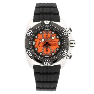 当店1年保証 セイコーSeiko Men's SNDA63 Diver Chronograph Watch|planetdream