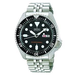 当店1年保証 セイコーSEIKO Men's Black Boy automatic diver's watch SKX007K2|planetdream