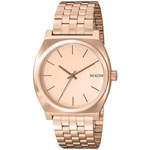 当店1年保証 ニクソンNIXON Time Teller A081 - All Rose Gold - 136M Water Resistant Men's Analog Fashion Watch (37mm Watc|planetdream