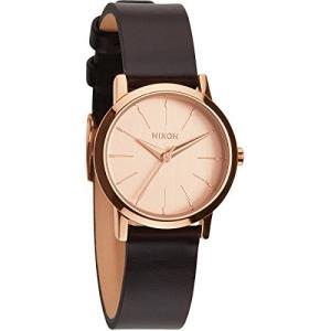 当店1年保証 ニクソンNixon Women's Analogue Quartz Watch with Leather Strap ? A3981890-00|planetdream