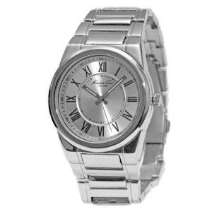 当店1年保証 ケネスコール・ニューヨークKenneth Cole Men's Classic Watch - Silver|planetdream