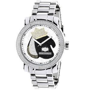 当店1年保証 ラックスマンBoxing Gloves Diamond Watch for Men Southpaw Limited Edition by Luxurman|planetdream