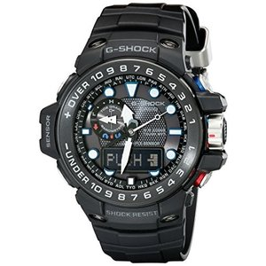 カシオCasio G-shock Gulfmaster Analogue-digital Gwn-1000b-1ajf Men's Watch
