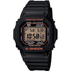 カシオCASIO G-SHOCK Tough Solar Radio Controlled MULTIBAND 6 GW-M5610R-1JF (Japan Import)