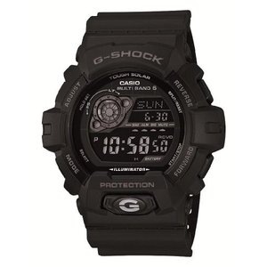 カシオCASIO G-SHOCK Tough Solar Radio Controlled MULTIBAND 6 GW-8900A-1JF (Japan Import)