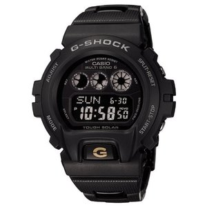 "カシオCASIO watches g-shock""STANDARD tough solar radio MULTIBAND6 GW-6900BC-1JF signal men's watch"