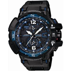 カシオCasio G-SHOCK SKY COCKPIT TOUGH SOLAR MVT MULTIBAND6 GW-A1100FC-1AJF Watch (Japan Import)