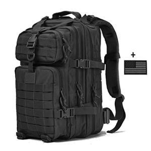 ミリタリーバックパックVVEFFO Small Military Tactical Backpack 3 Day Assault Pack Army Molle Bug Out Bag Backpacks Hunti|planetdream