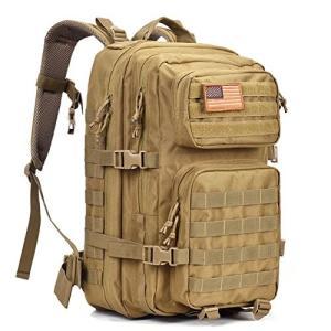 ミリタリーバックパックREEBOW GEAR Military Tactical Backpack Large Army 3 Day Assault Pack Molle Bag Backpacks…|planetdream