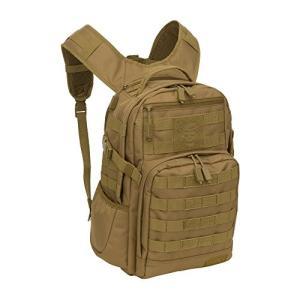 ミリタリーバックパックSOG Ninja Tactical Day Pack, 24.2-Liter, Clay Brown|planetdream