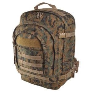 ミリタリーバックパックMarpat Green Digital Woodland S.O.C. Bugout Bag|planetdream