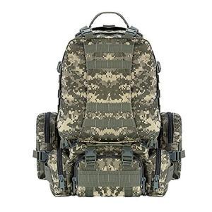 ミリタリーバックパックCVLIFE Built-up Military Tactical Rucksack Army Survival Backpack Assault ACU|planetdream