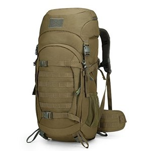 ミリタリーバックパックMardingtop 50L Hiking Backpack Molle Internal Frame Backpacks with Rain Cover for Tactical Milita|planetdream