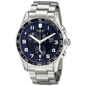 当店1年保証 ビクトリノックスVictorinox Men's 241652 Stainless Steel Watch|planetdream