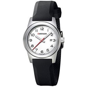 当店1年保証 ウェンガーWenger Field Color Quartz Movement White Dial Ladies Watch 01.0411.133|planetdream
