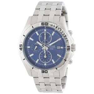 当店1年保証 パルサーPulsar Men's PF8397 Chronograph Watch|planetdream